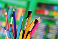 crayons à vendre